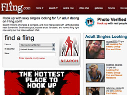 Fling Adult site