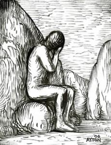 Melancholy Man