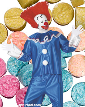 Drug Clown