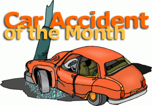 Car Accident of the Month