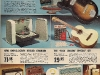 Simpsons Sears Flyer Guitars