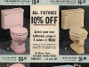Simpsons Sears Flyer Toilets