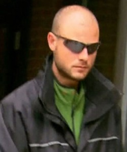 Convicted animal abuser and killer Brian Whitlock.